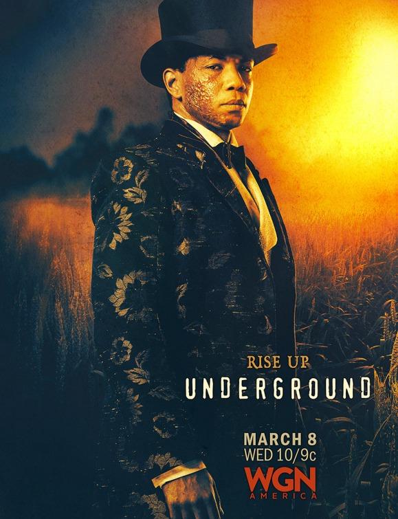Underground: un character poster per la seconda stagione della serie