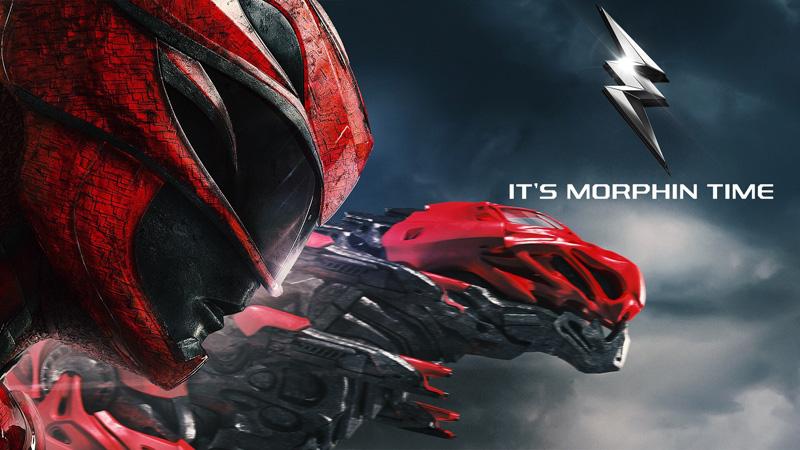 Power Rangers: uno dei character poster del film