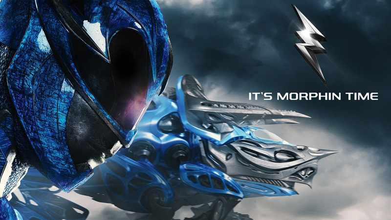 Power Rangers: un character poster del film