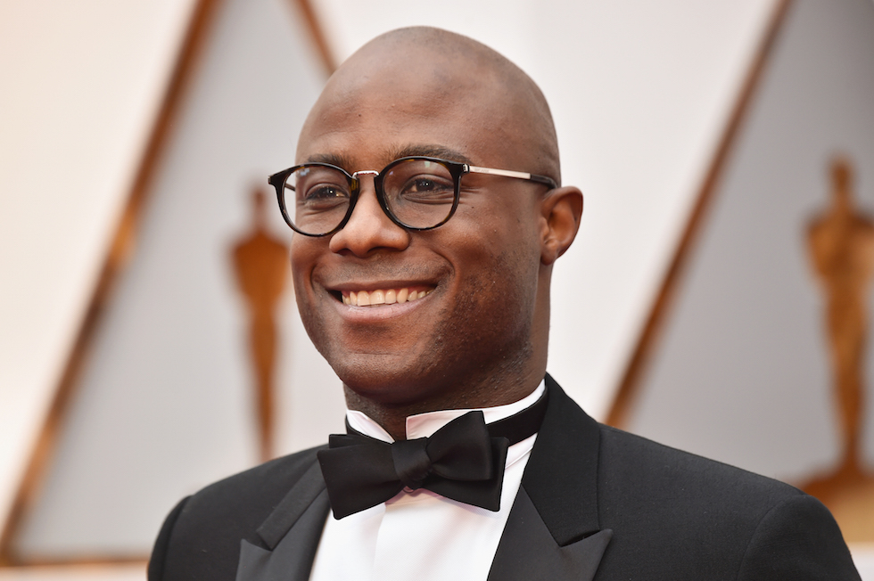 Oscar 2017: Barry Jenkins sul red carpet