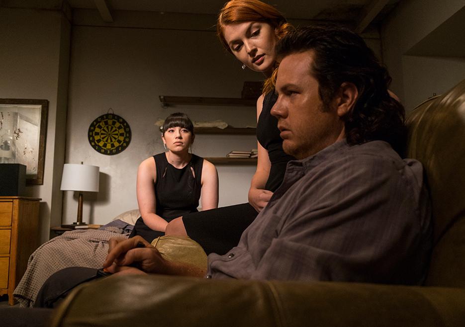 The Walking Dead: Josh McDermitt interpreta Eugene in Hostiles and Calamities