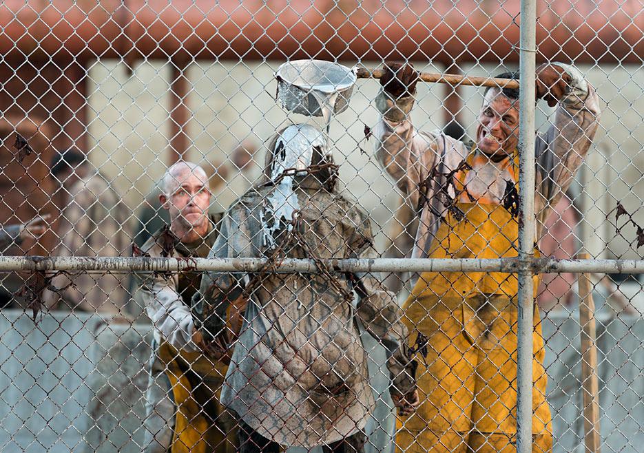 The Walking Dead: una foto della puntata Hostiles and Calamities