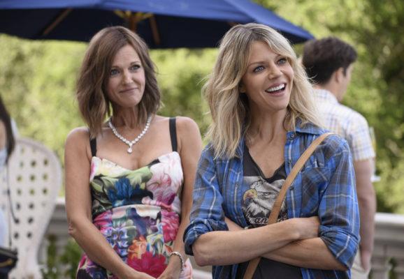 The Mick: una foto dell'attrice Tricia O'Kelley e Kaitlin Olson