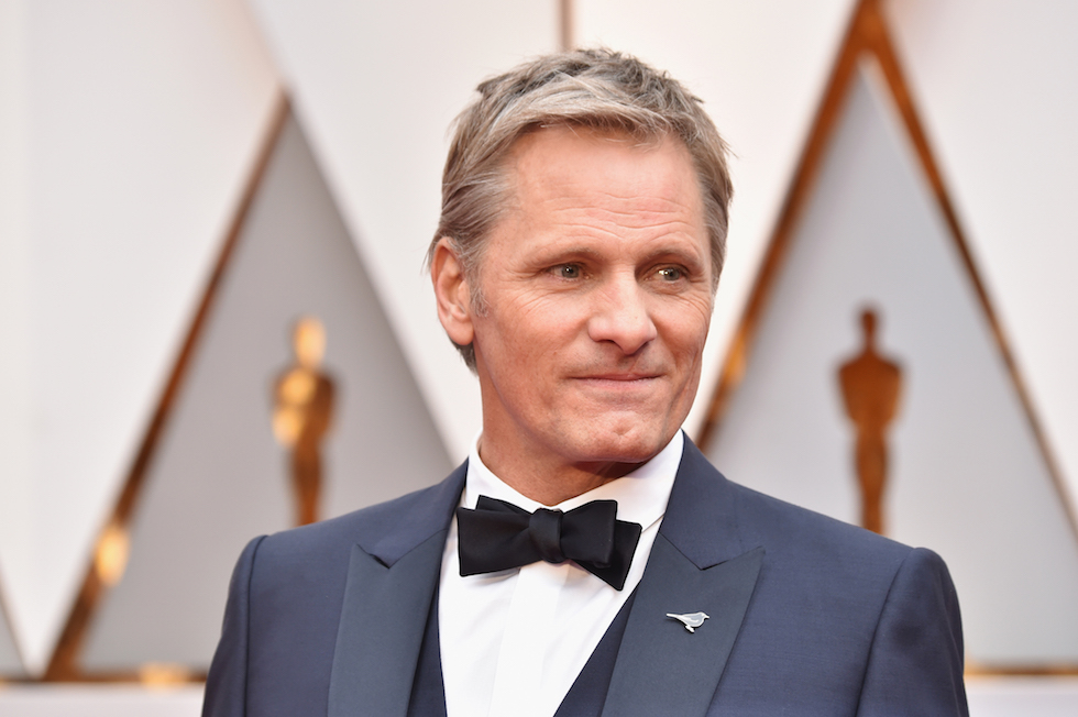 Oscar 2017: Viggo Mortensen sul red carpet