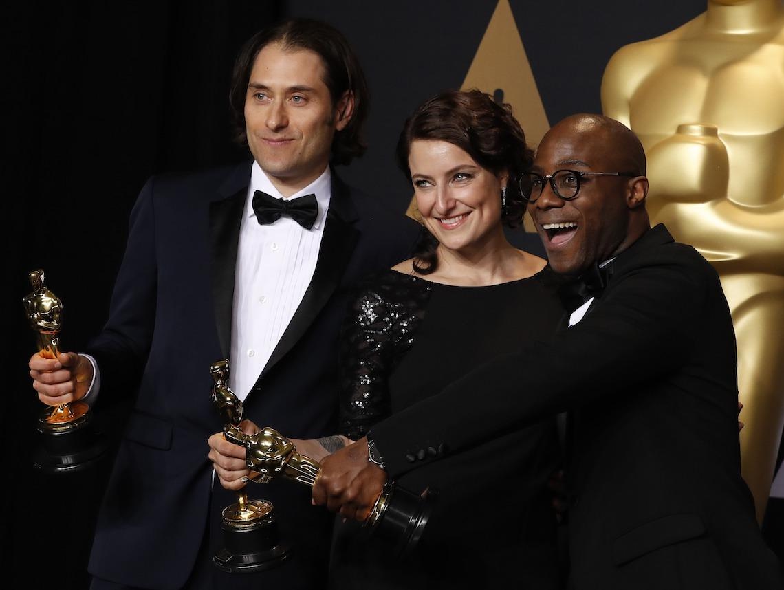 Moonlight vince l'Oscar