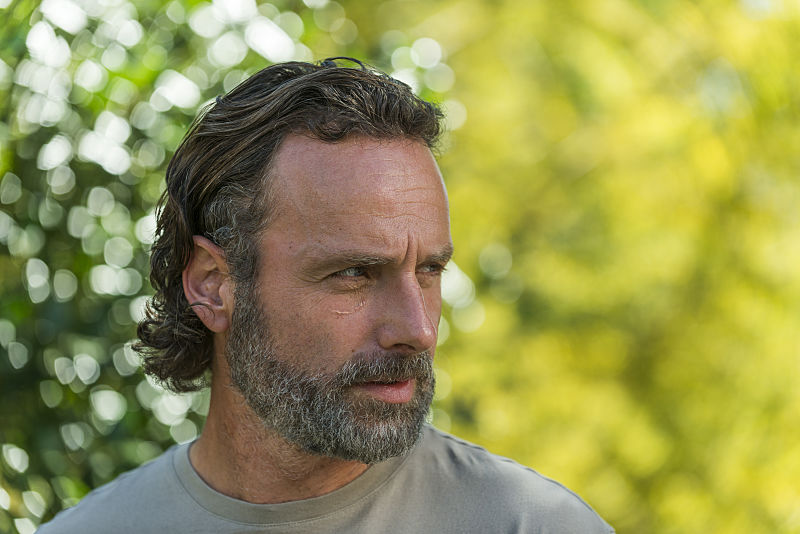 The Walking Dead: l'attore Andrew Lincoln in Say Yes