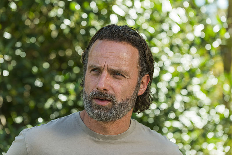The Walking Dead: Andrew Lincoln interpreta Rick in Say Yes