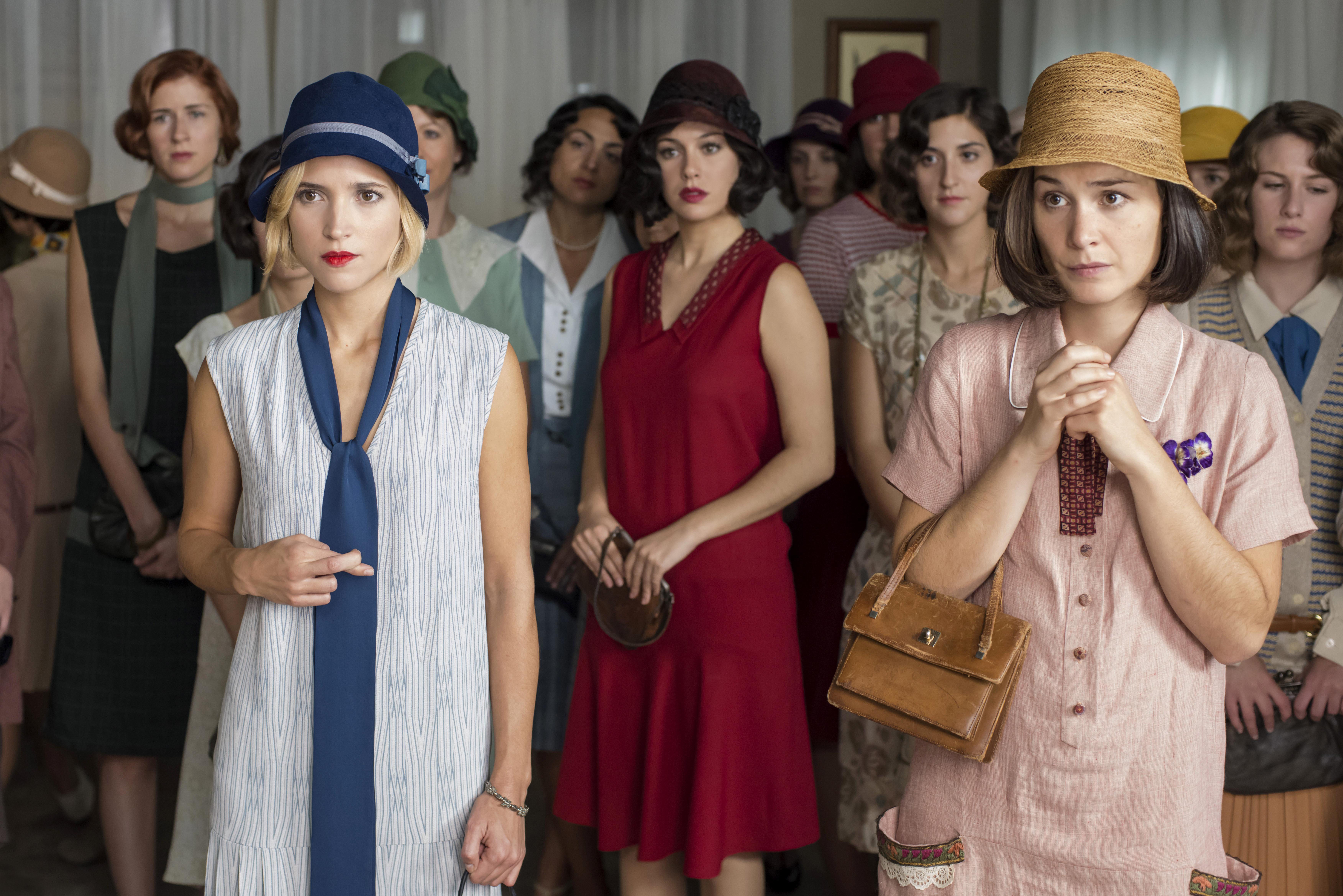 Las Chicas Del Cable: una foto delle protagoniste