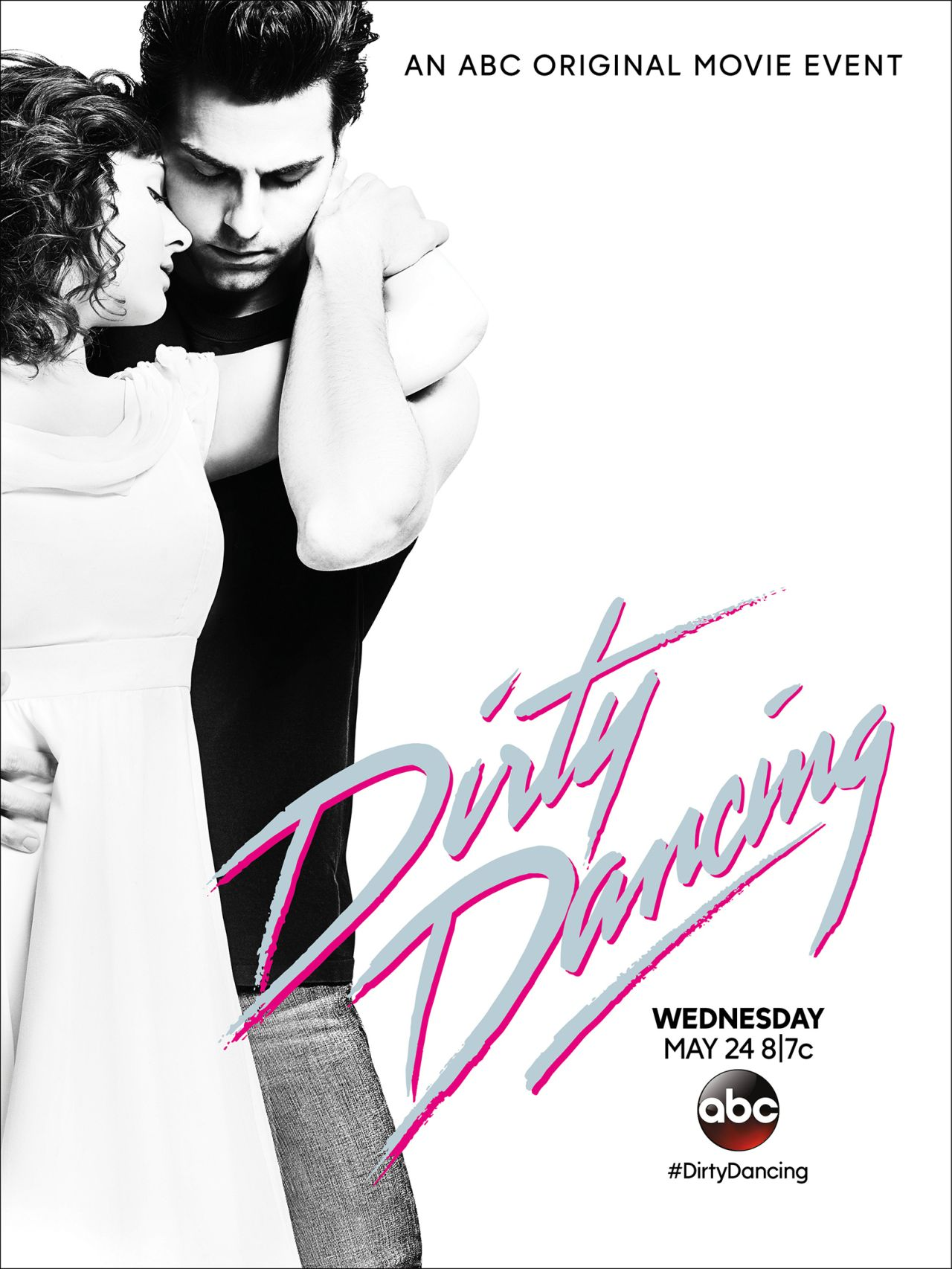 Dirty Dancing: il poster del film tv