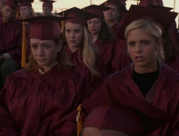 Buffy the Vampire Slayer: una scena dell'episodio La sfida, parte 2