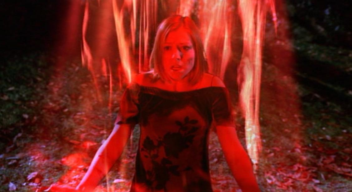 Buffy the Vampire Slayer: una scena dell'episodio Il rito, parte 1