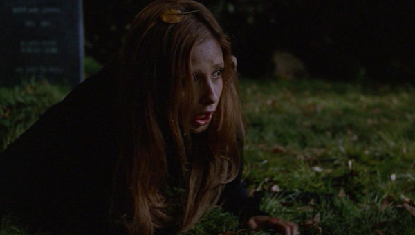 Buffy the Vampire Slayer: una scena dell'episodio Il rito, parte 2