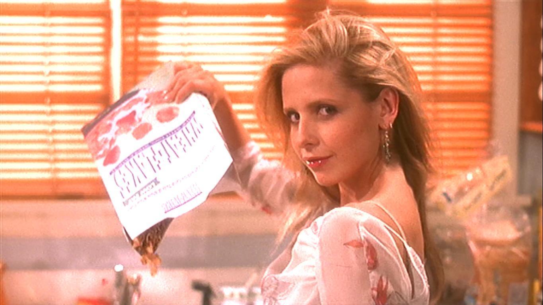 Buffy the Vampire Slayer: una scena dell'episodio Il narratore