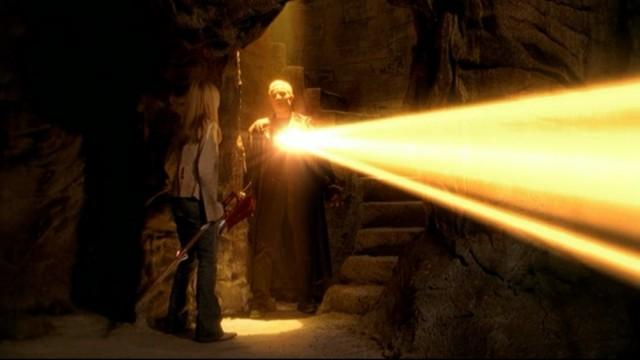 Buffy the Vampire Slayer: un momento drammatico nel finale di serie, intitolato La prescelta