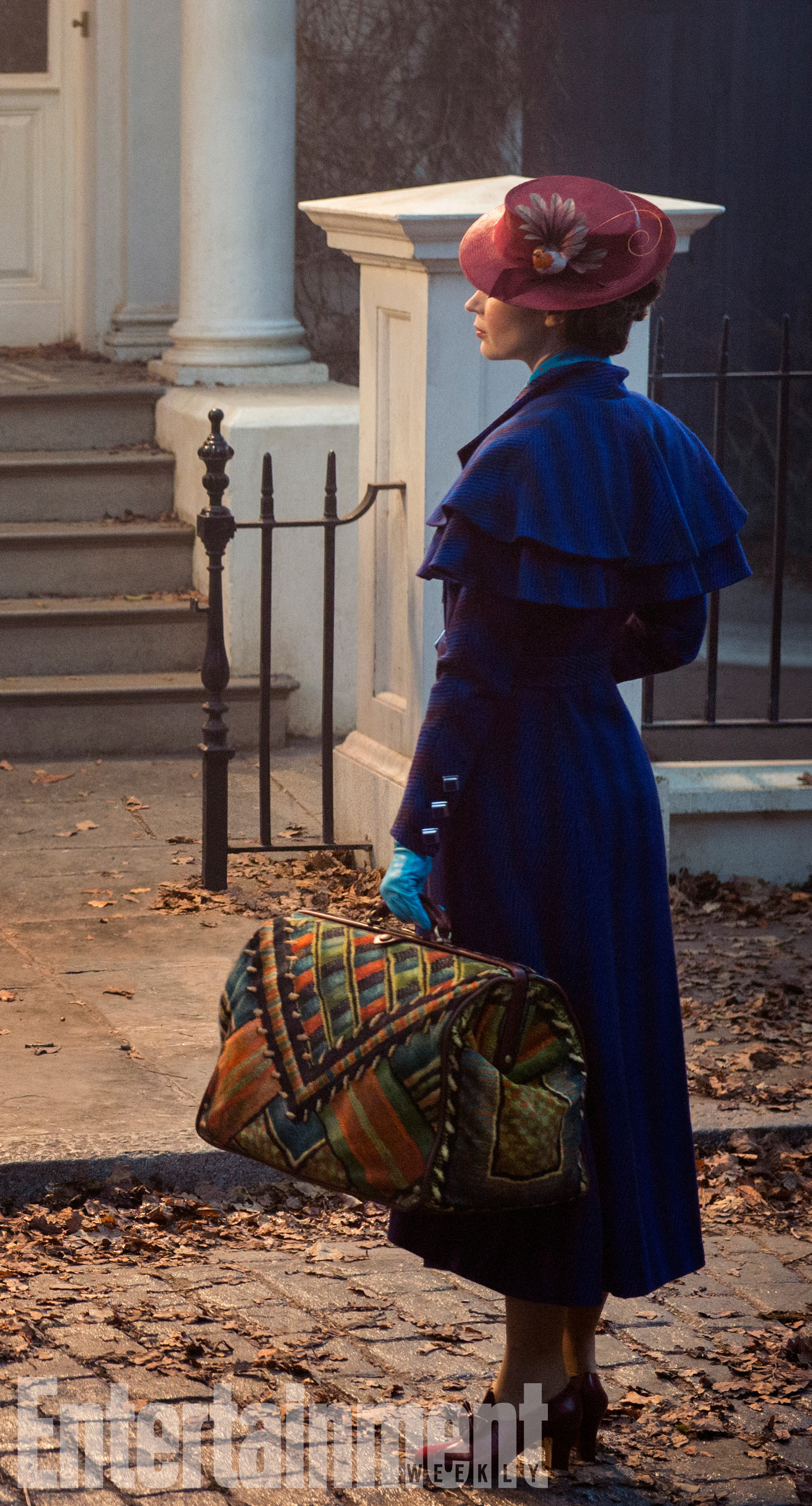 Mary Poppins Returns: la prima foto di Emily Blunt