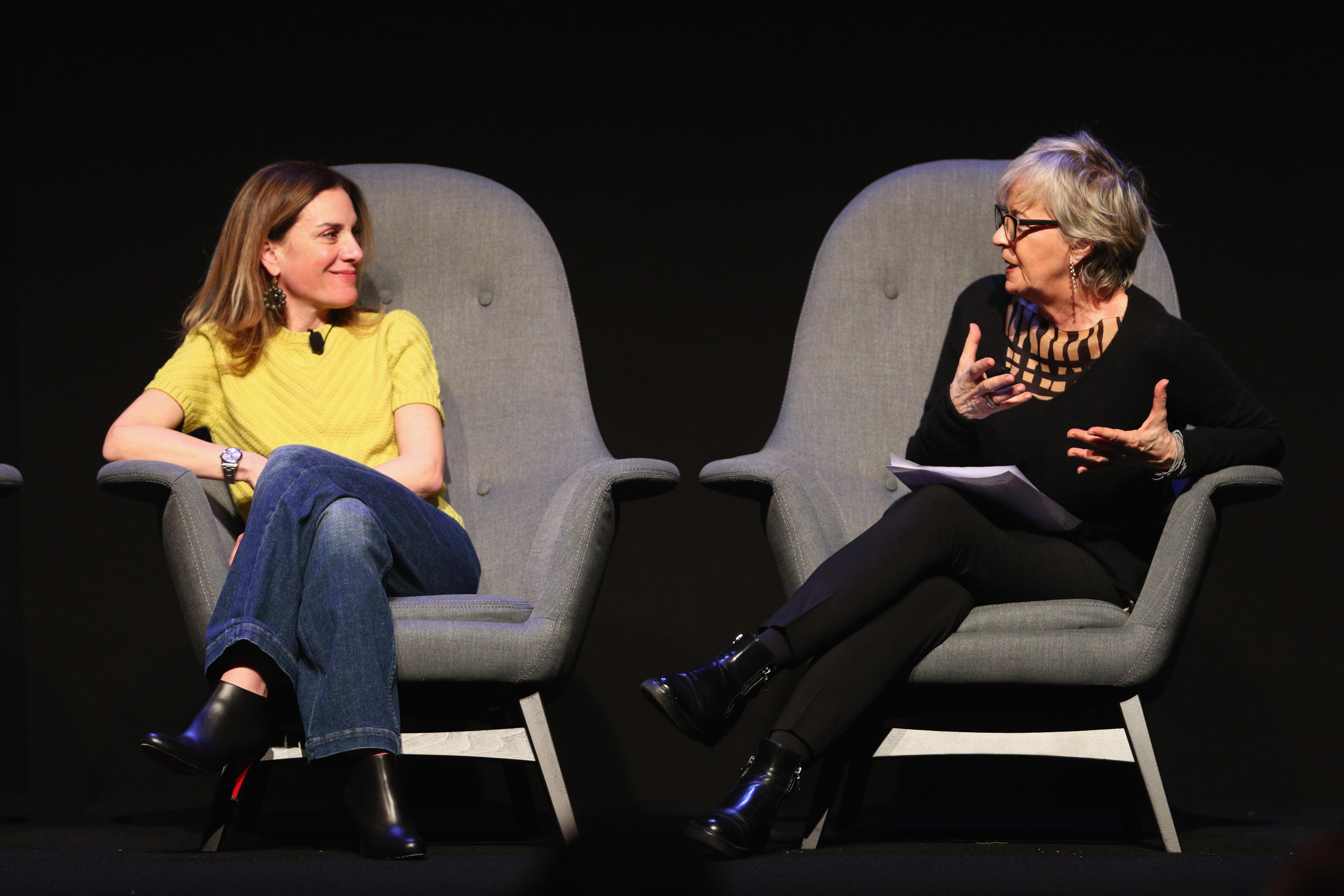 Suburra: Gina Gardini e Piera Detassis a Berlino