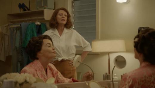 Feud: un'immagine del primo episodio della serie