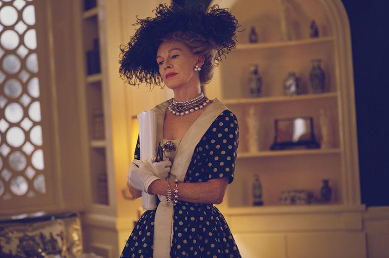 Feud: l'attrice Judy Davis in una foto della serie