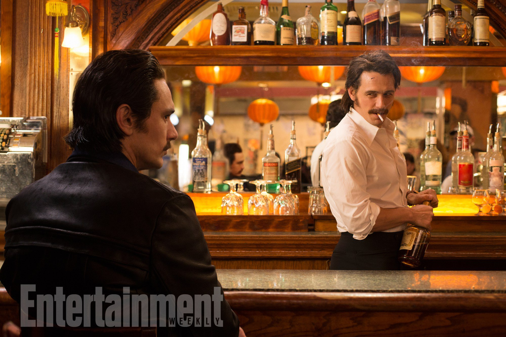The Deuce: James Franco si sdoppia in una scena