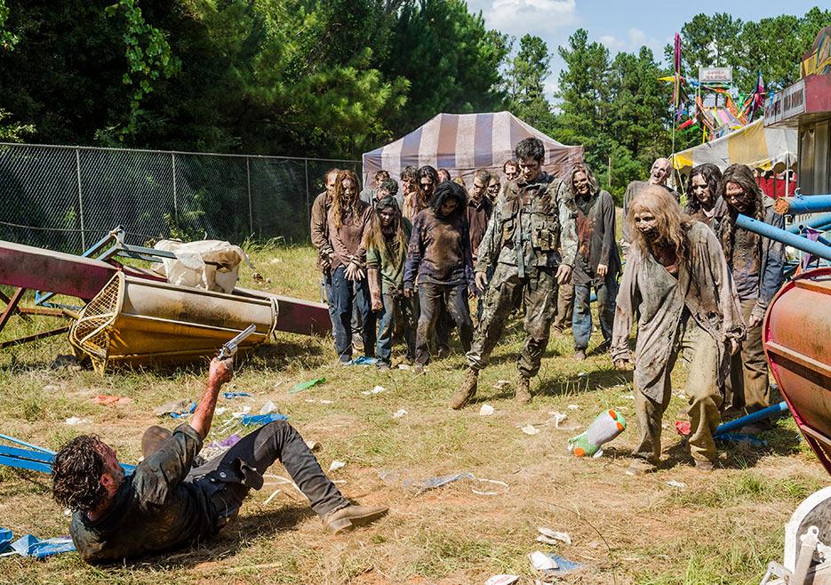 The Walking Dead: Rick in difficoltà nella puntata Say Yes