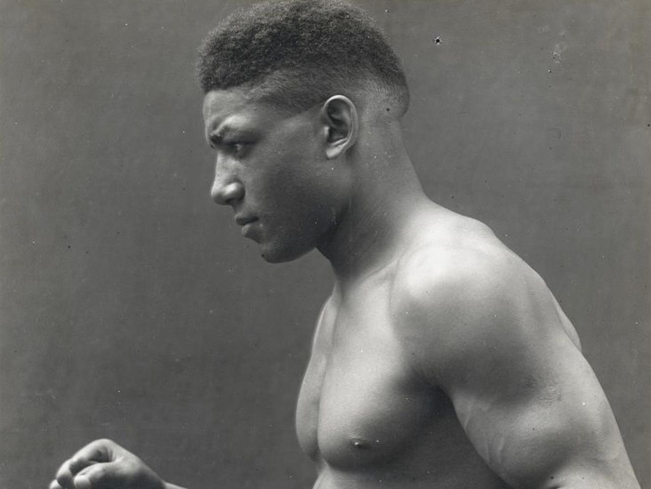 Il pugile del Duce: un'immagine del documentario