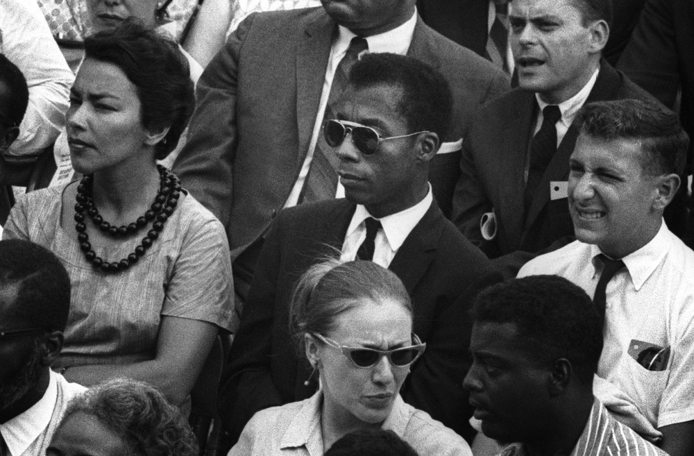 I Am Not Your Negro: un'immagine del documentario