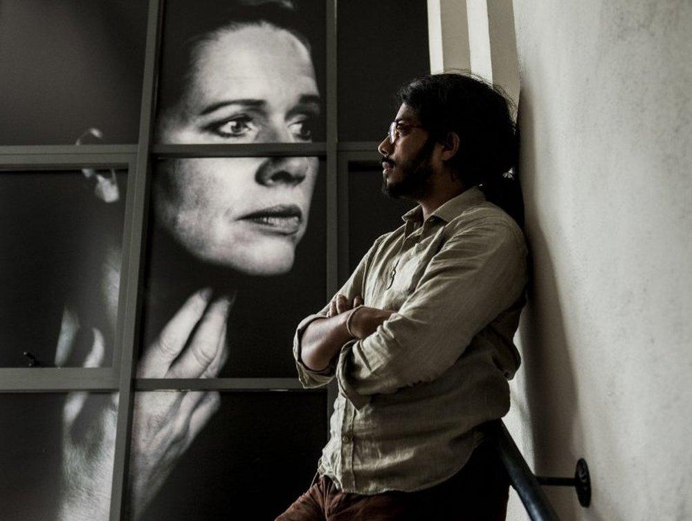 Per un figlio: il regista Suranga Deshapriya Katugampala in un'immagine promozionale del film
