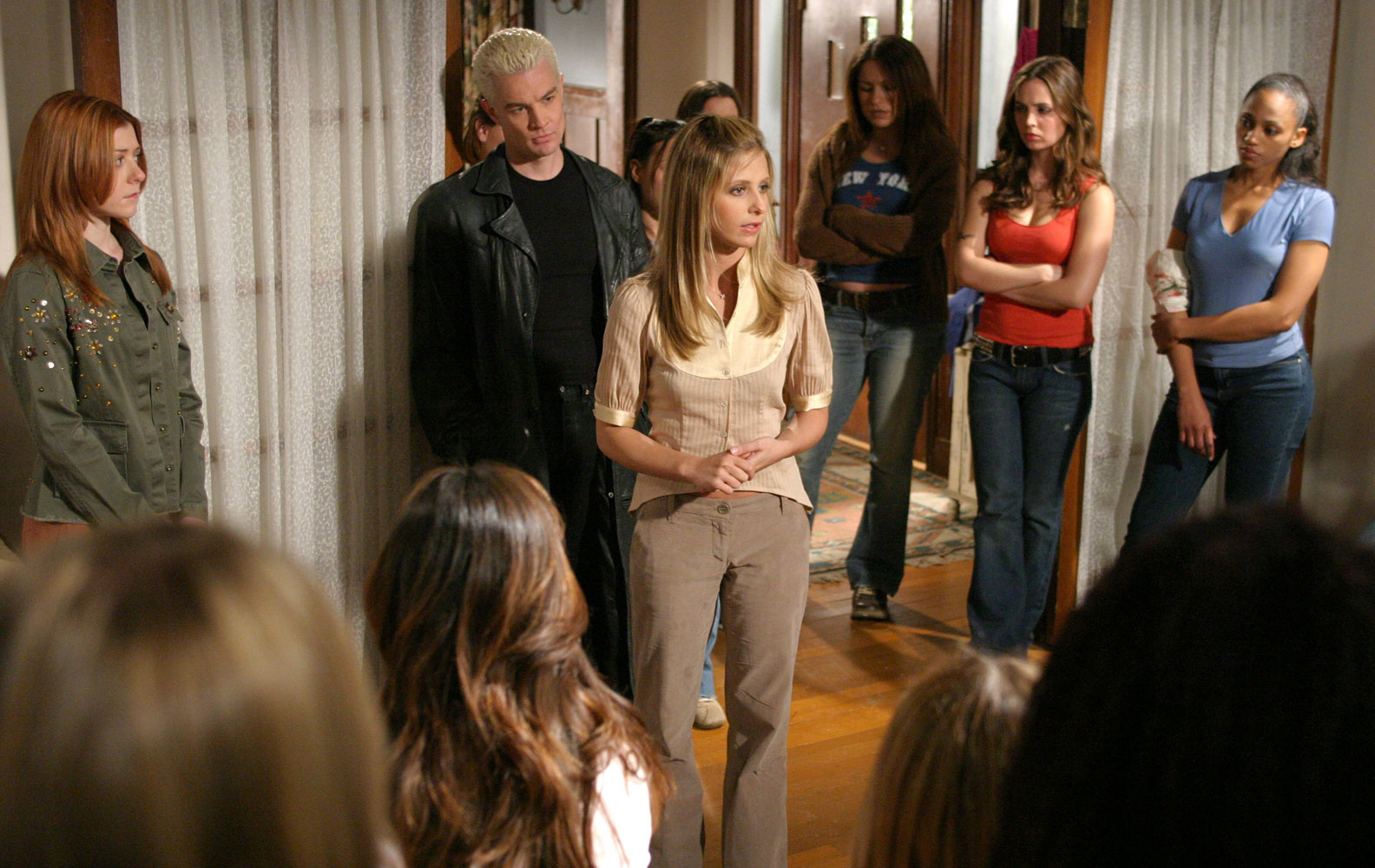Buffy: una scena dell'episodio finale, Chosen
