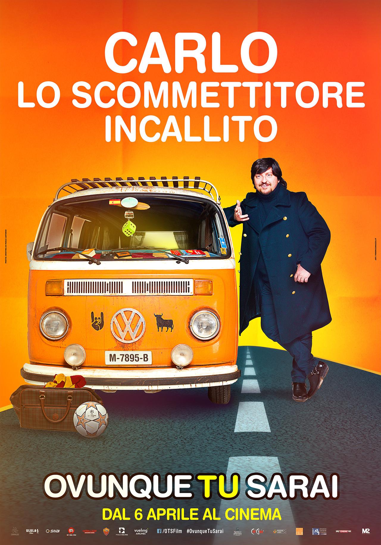 Ovunque tu sarai - character poster in esclusiva con Carlo