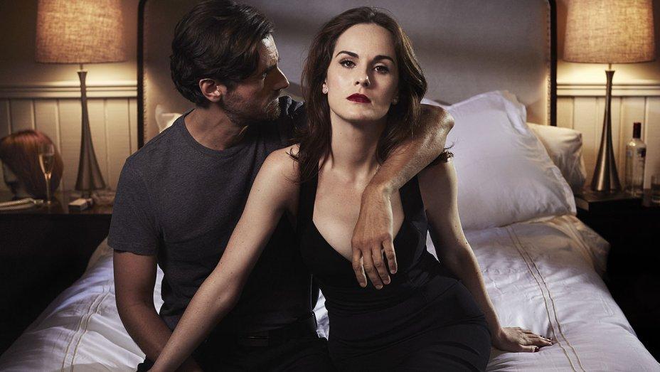 Good Behavior: una foto promozionale di Michelle Dockery e Juan Diego Botto