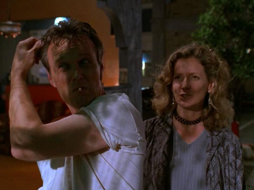 Buffy the Vampire Slayer: un momento dell'episodio Band Candy