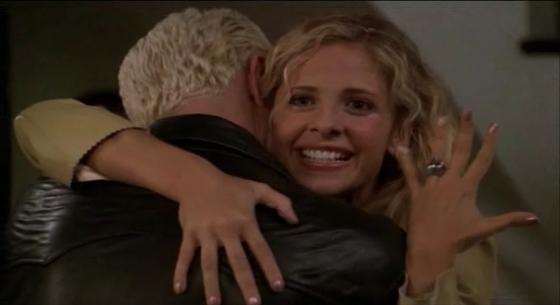Buffy the Vampire Slayer: una scena dell'episodio Something Blue