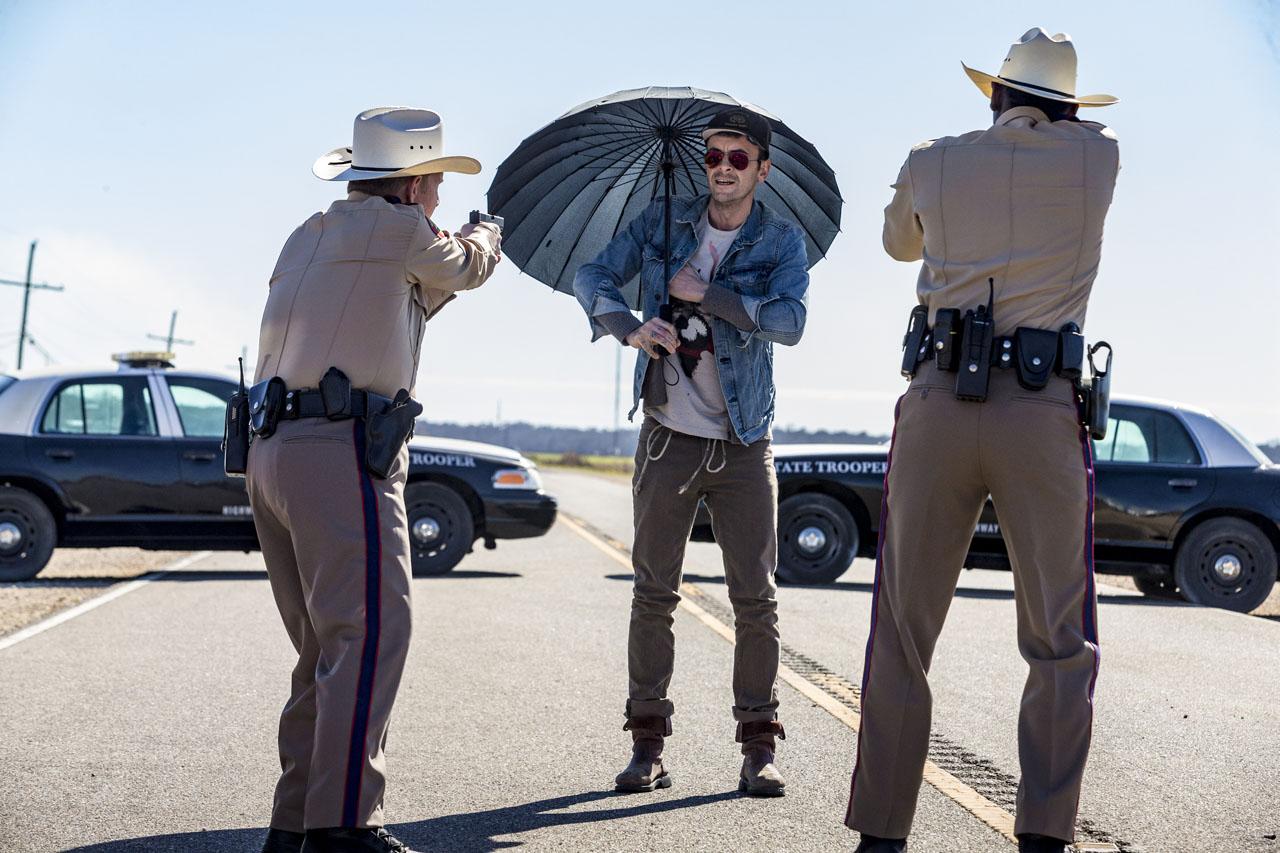 Preacher: una foto delle riprese della seconda stagione