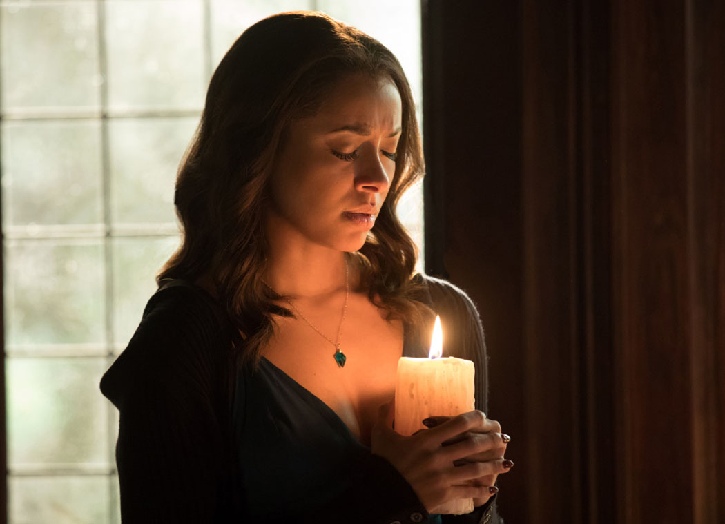 The Vampire Diaries: Kat Graham nel finale