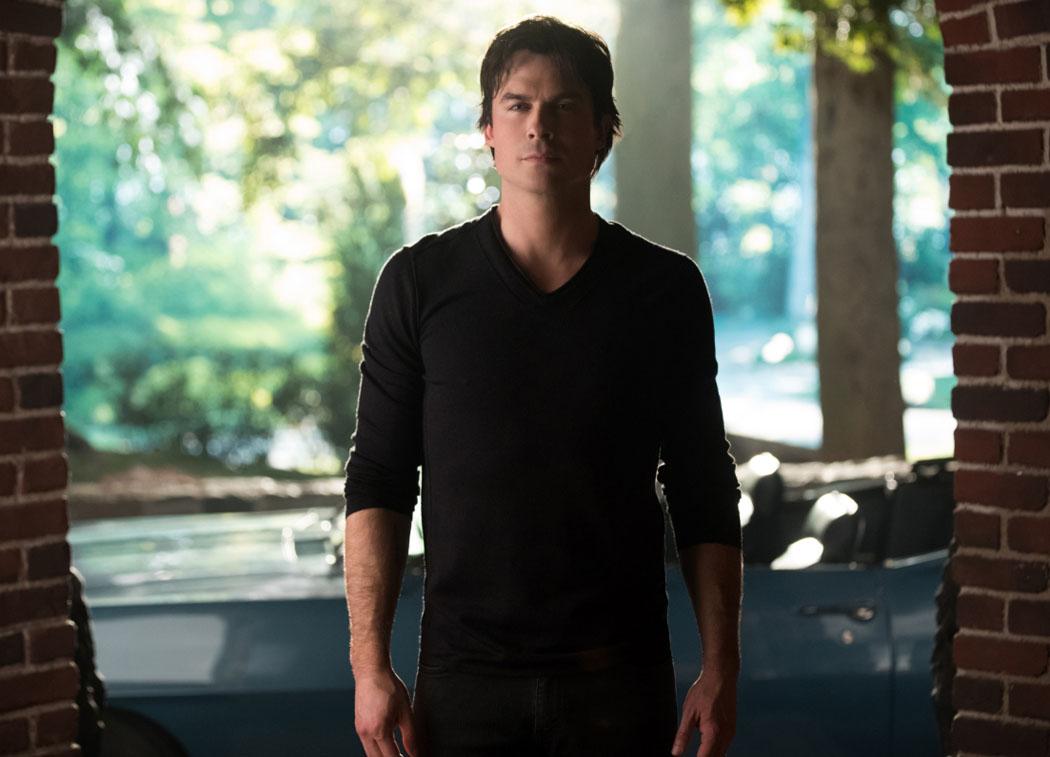 The Vampire Diaries: Ian Somerhalder nel finale