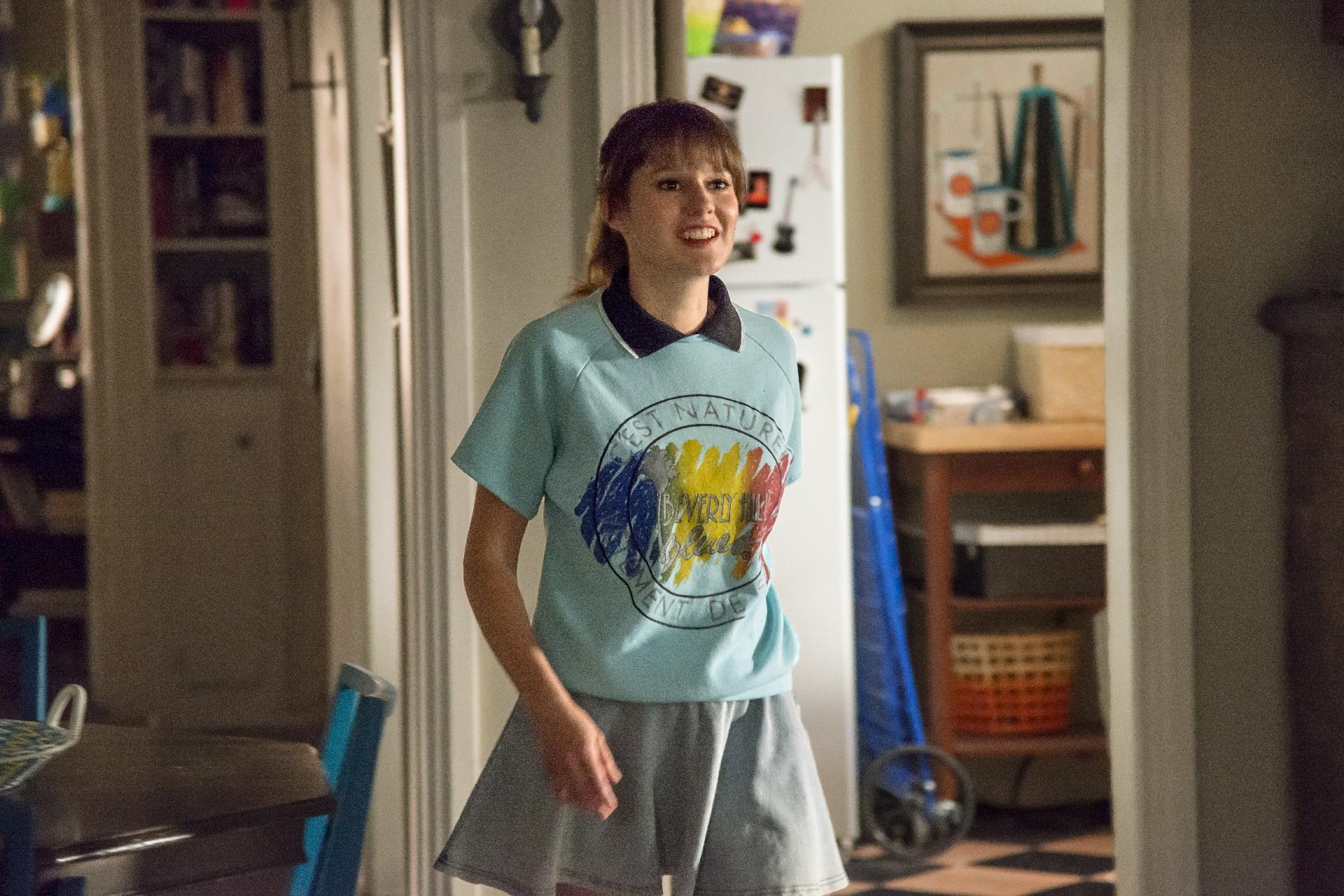 Love: l'attrice Claudia O'Doherty nella seconda stagione