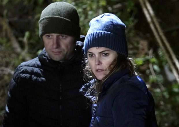 The Americans: i protagonisti della serie in Amber Waves