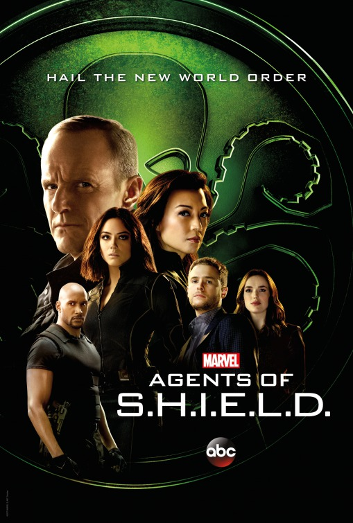Agents of S.H.I.E.L.D.: il poster della seconda metà della quarta stagione