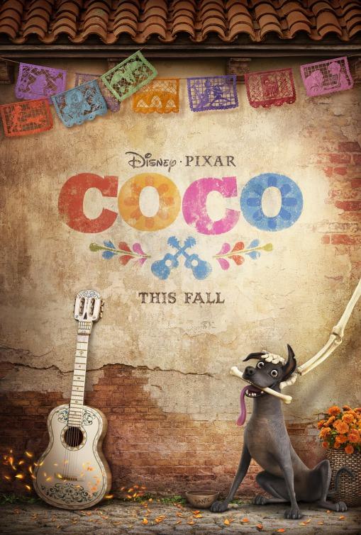 Coco: la nuova locandina del film
