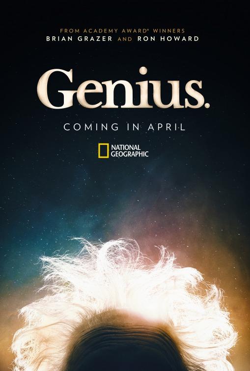 Locandina di Genius