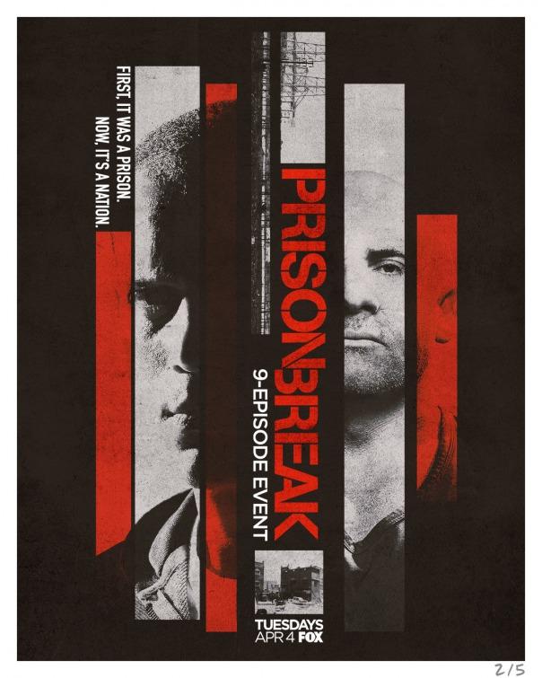 Prison Break: Sequel, un nuovo poster per la serie