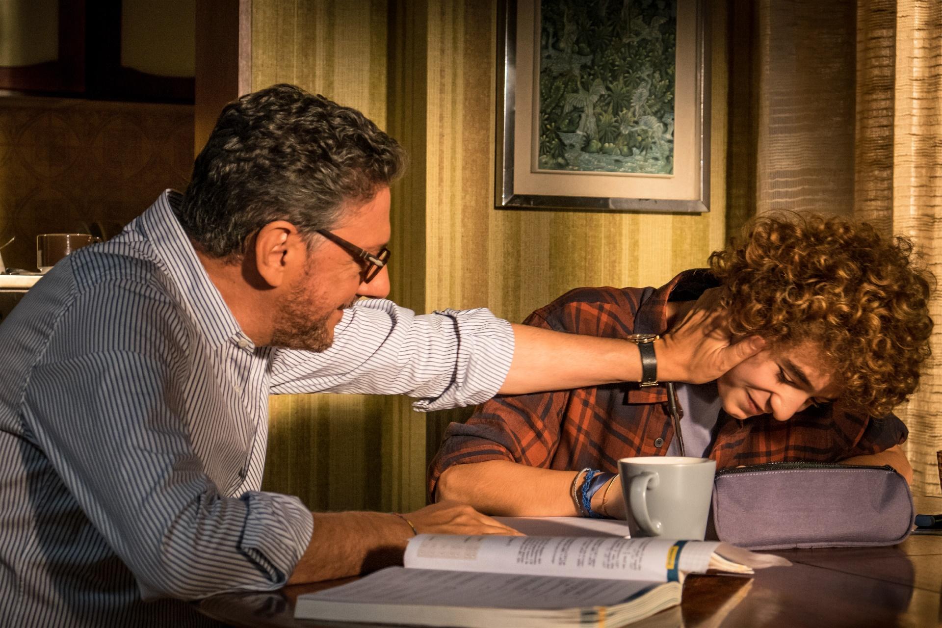 In Treatment: Sergio Castellitto in una foto della terza stagione