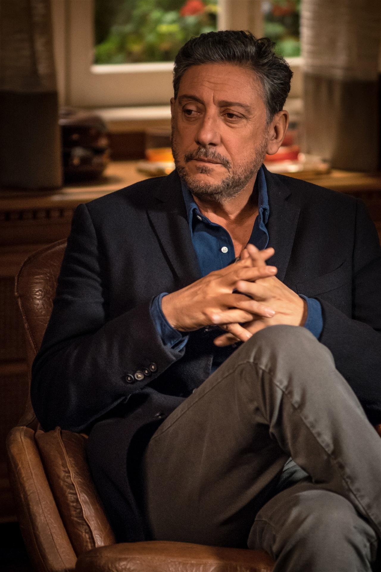 In Treatment: il protagonista Sergio Castellitto