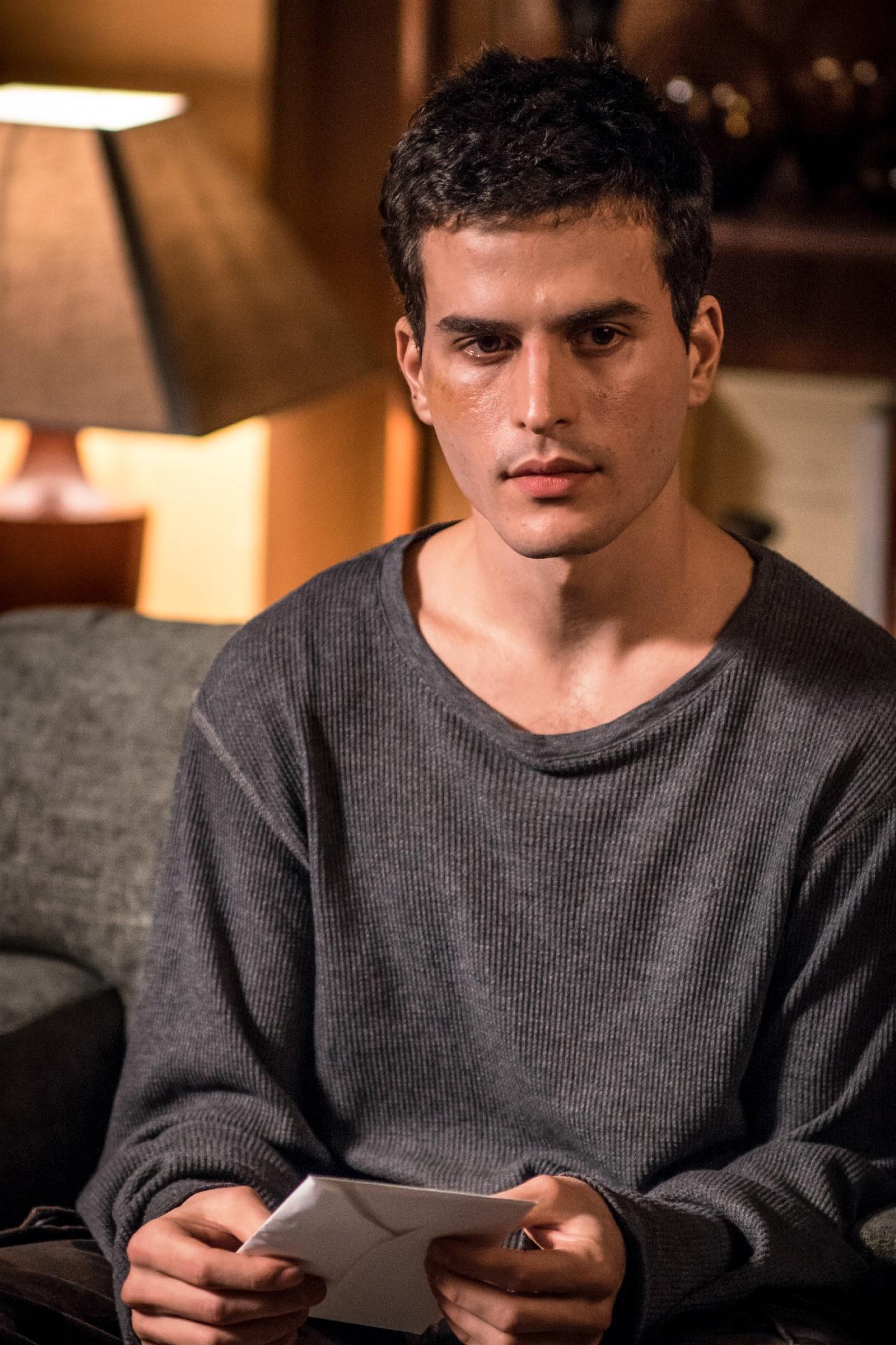 In Treatment: una foto dell'attore Brenno Placido