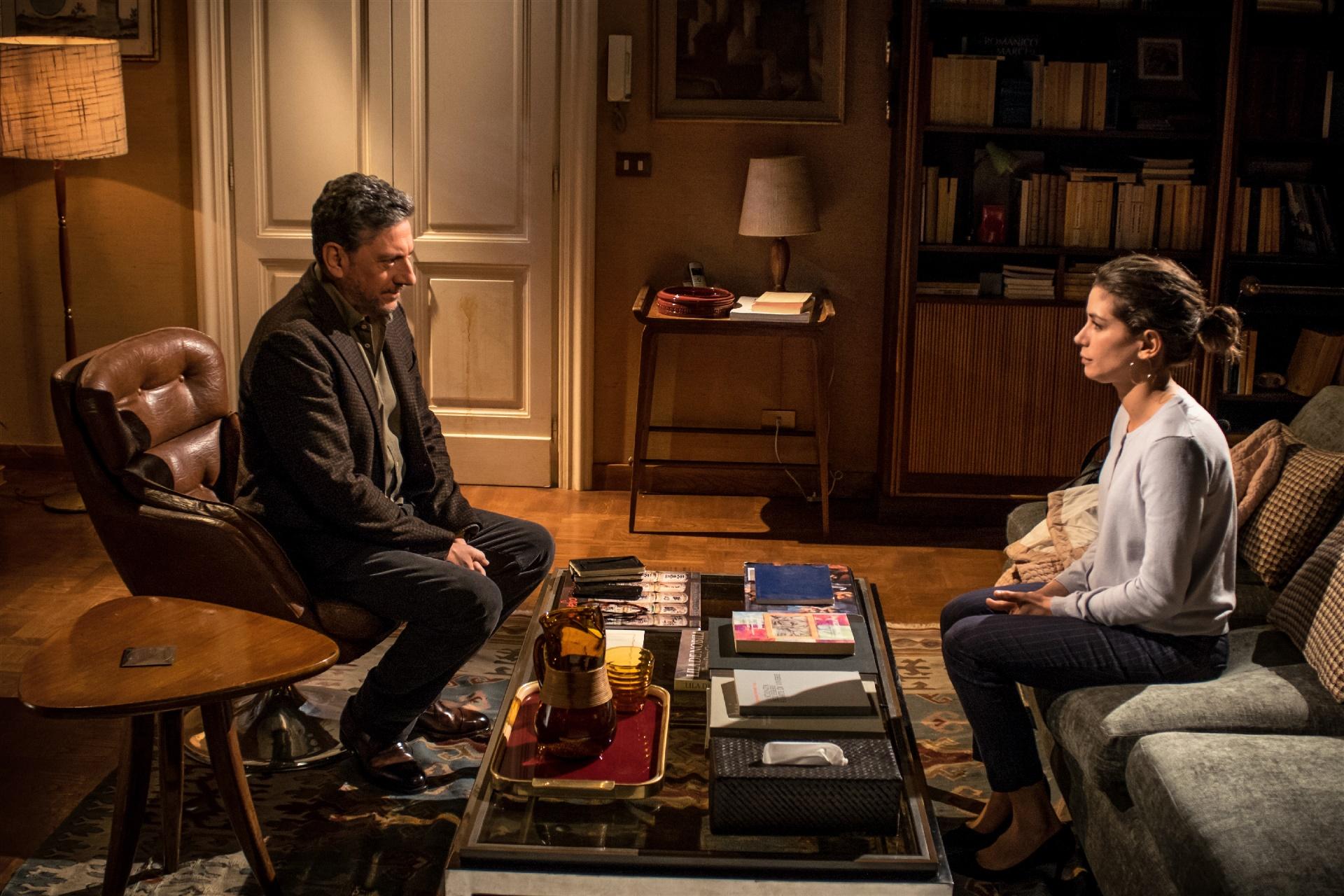 In Treatment: Sergio Castellitto e Giulia Michelini