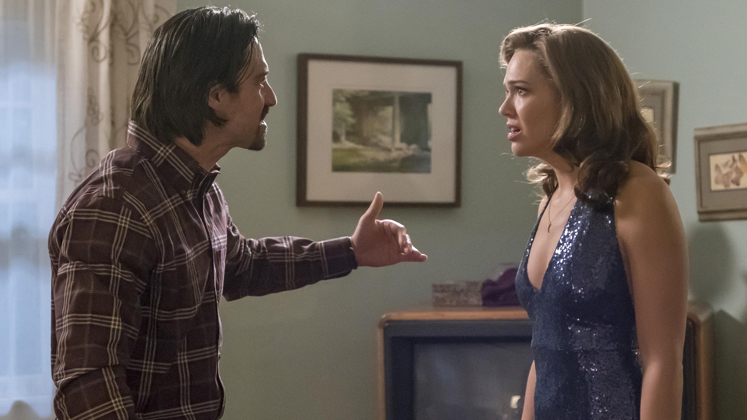This is Us, season finale: Mandy Moore e Milo ventimiglia