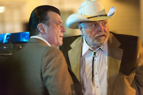 Hap and Leonard: una foto del primo episodio della seconda stagione