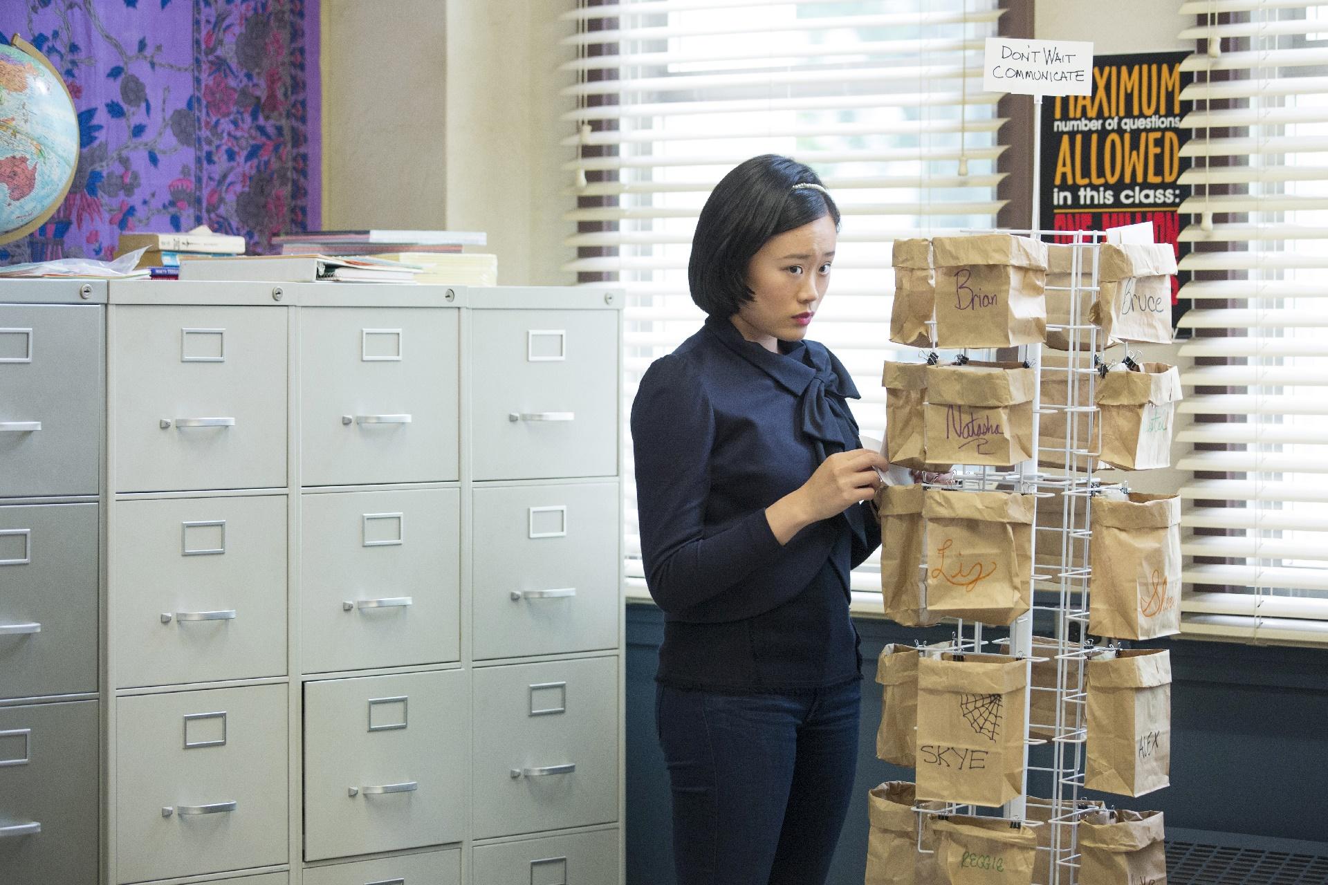 Tredici: Michele Selene Ang in una foto della serie