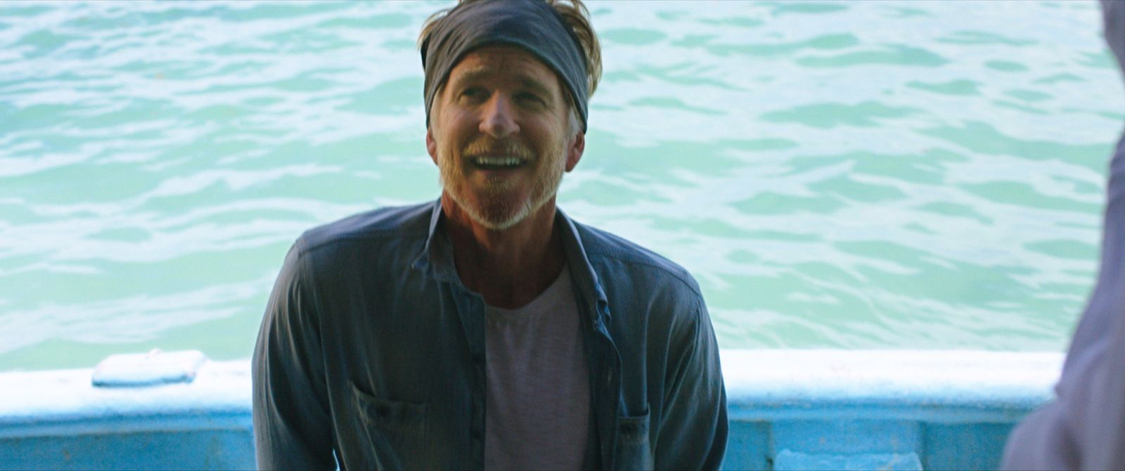 47 metri: Matthew Modine in un momento del film