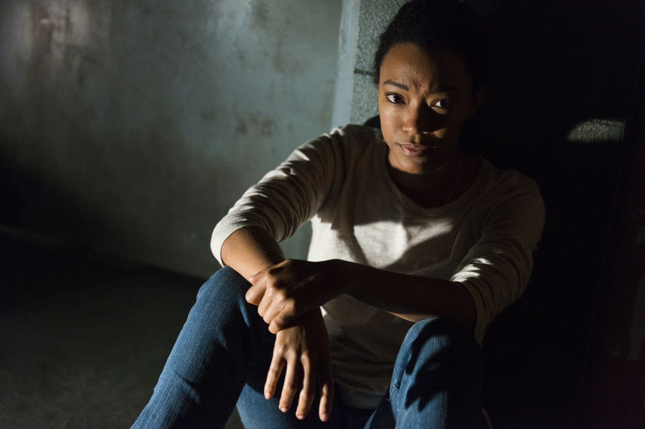 The Walking Dead: Sonequa Martin-Green in Something They Need